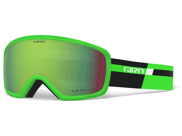 Giro Ringo Goggles, green black podium/vivid emerald